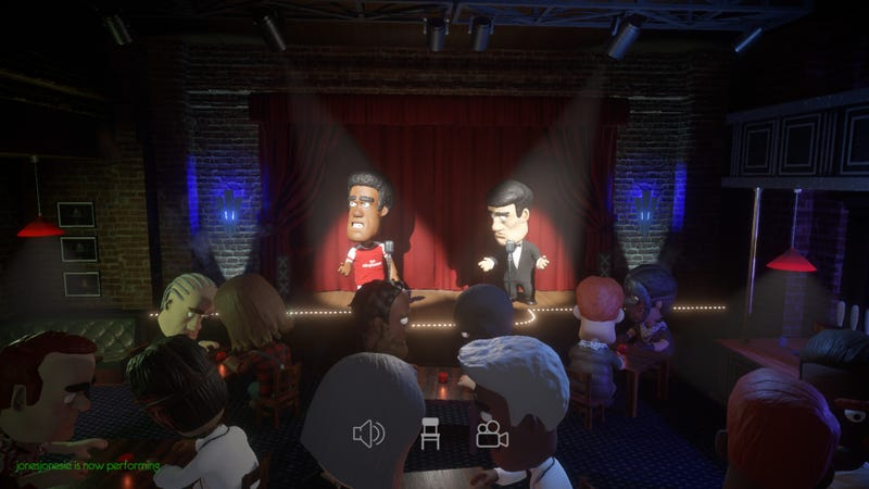 Comedy Game Will Let A Live Audience Heckle Your Bad Jokes