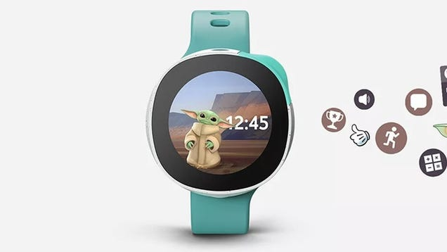 Disney s Neo Smartwatch for Kids Has Nothing on My  90s Yoda Giga Pet