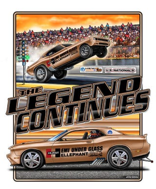 Illustration for article titled New Hemi under glass coming soon.