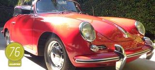 Illustration for article titled 1964 Porsche 356 SC: The Jalopnik Classic Review