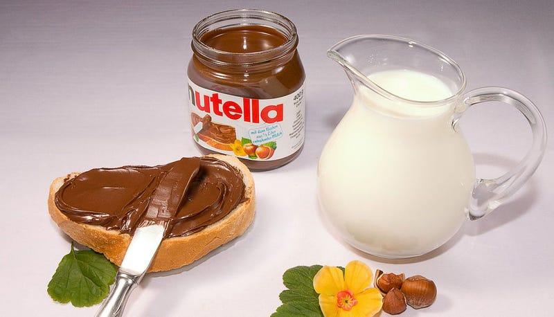 Nutella. Wikimedia Commons