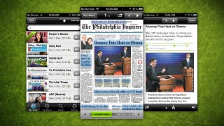 Illustration for article titled PressReader Brings Traditional-Style Newspapers to iOS