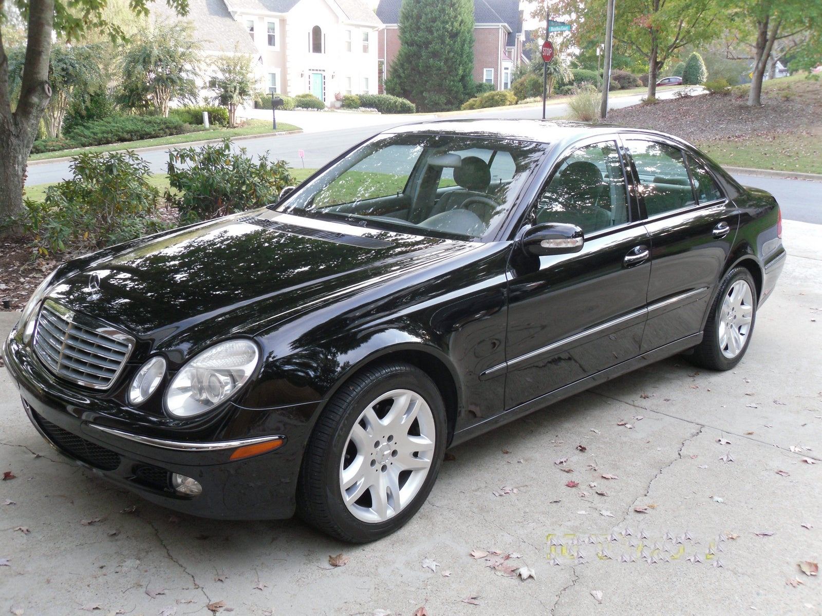 Image gallery 2005 e500 review for 2004 mercedes benz e320 review