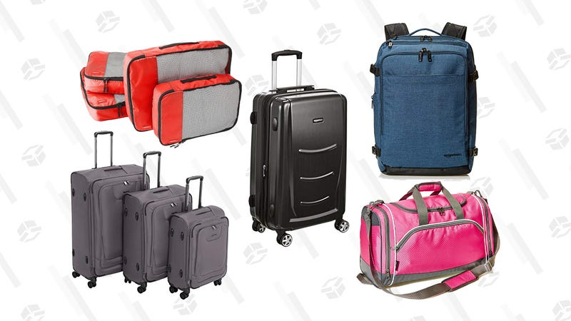 AmazonBasics Luggage sale | Amazon