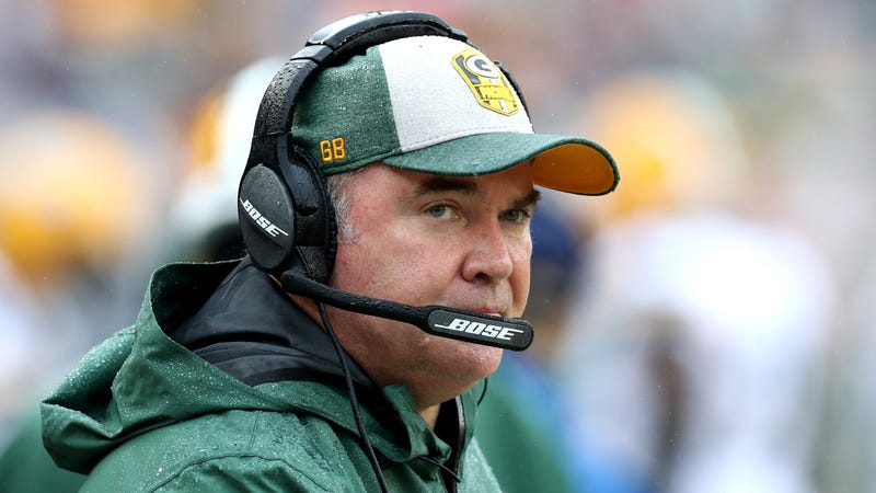 Illustration for article titled The Green Bay Packers Have Fired Mike McCarthy