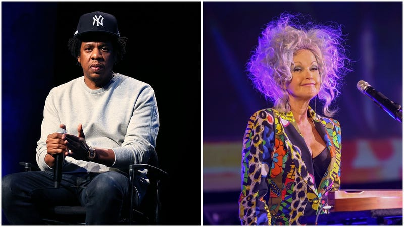 """Illustration for article titled Library Of Congress forces JAY-Z and Cyndi Lauper to share honor with Neil Diamond's """"Sweet Caroline"""""""