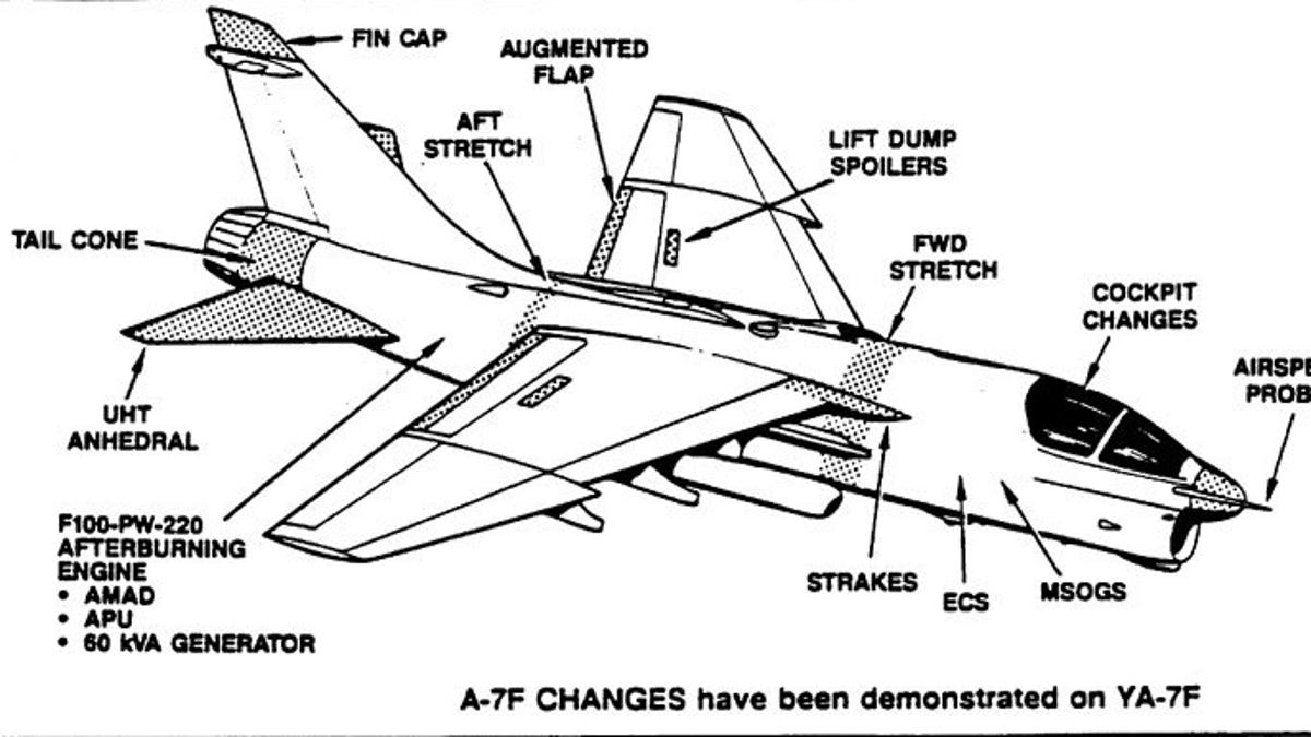 Can We Learn Something From The Defunct A 7f Strikefighter Jet Aircraft Sound Generator Circuit Schematic