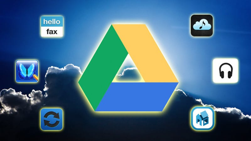 Illustration for article titled 8 Extensions That Make Google Drive More Powerful Than Dropbox