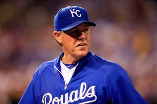 Illustration for article titled Royals Walk Off; Ned Yost Complains About Attendance [Updated With Audio]