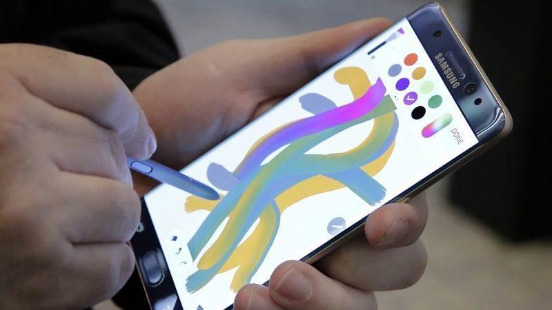 Samsung volverá a vender el Galaxy Note 7 como un móvil refurbished