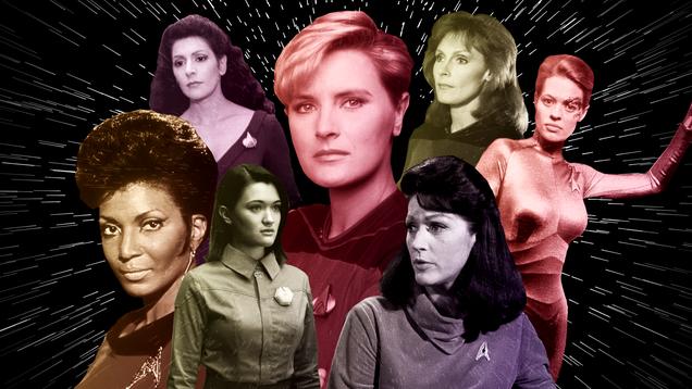 The Sexist Legacy in Star Trek's Progressive Universe