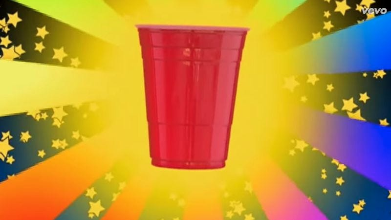 "Illustration for article titled With ""Red Solo Cup,"" Toby Keith made a grocery store throwaway a cultural icon"