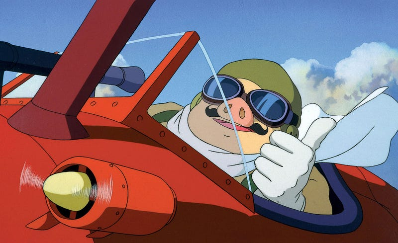 Illustration for article titled AniTAY Movie Weekend - Flying High with Studio Ghibli!