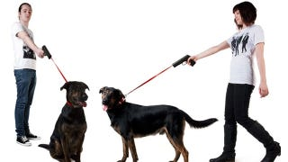 Illustration for article titled The Dog Leash for Dog Haters