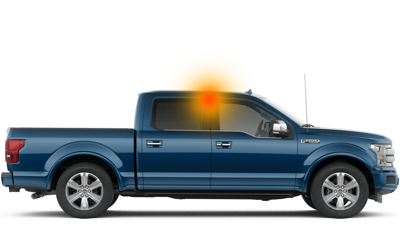 Illustration for article titled Ford Recalls 2 Million F-150s Over Seat Belt Fire Risk