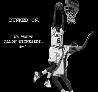"""Illustration for article titled The """"Free LeBron James Getting Posterized"""" Movement Gathers Steam"""