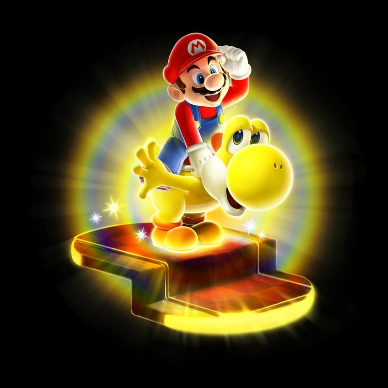 Illustration for article titled 21 Stars Into Super Mario Galaxy 2, A Few Thoughts Come To Mind