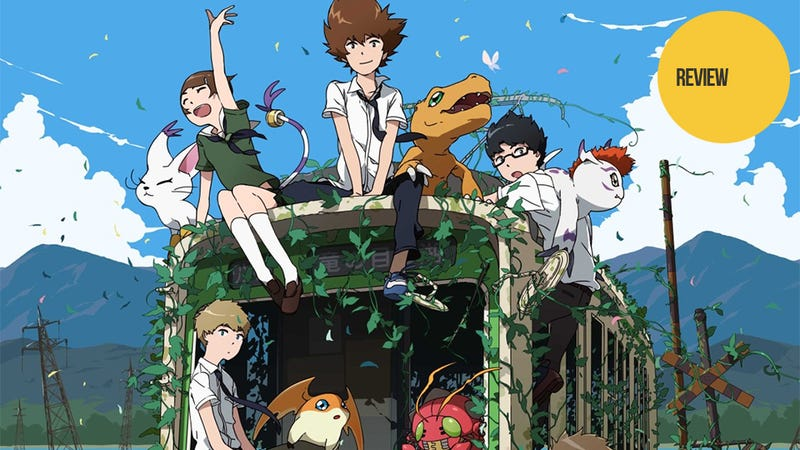 Illustration for article titled Digimon Adventure Tri is for All the Adults Who Grew Up Watching Digimon