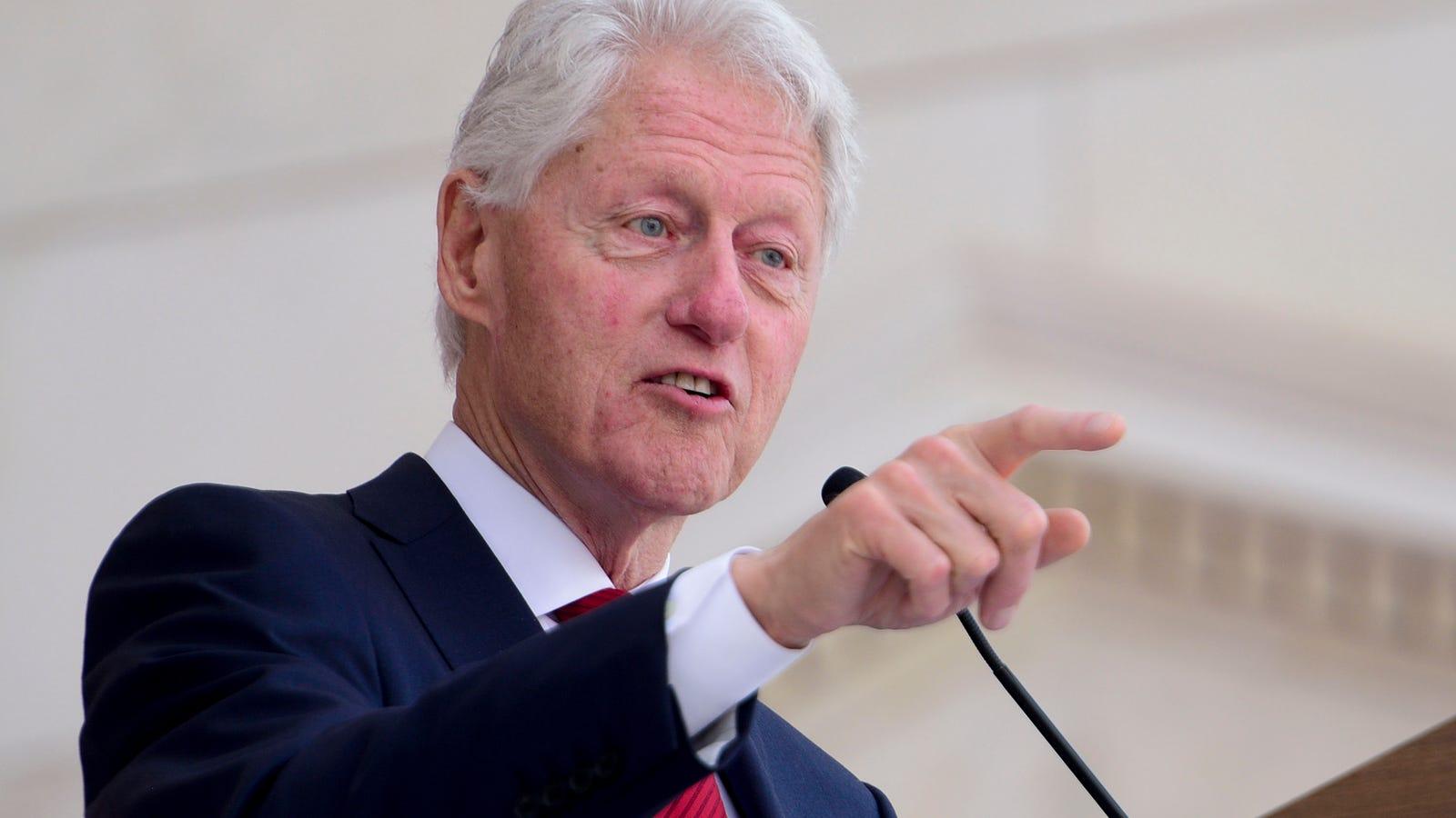 Jezebel Investigates: Does Bill Clinton Hate Loud Music?
