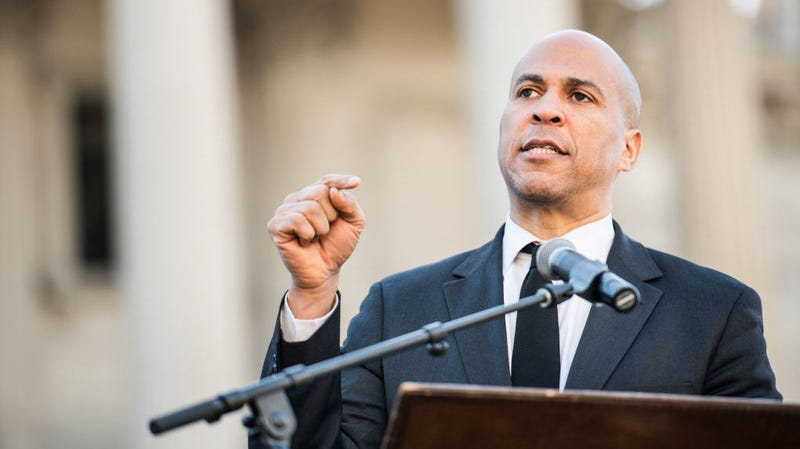 Illustration for article titled Jersey's in the Building: Cory Booker Announces 2020 Presidential Run to Kick Off Black History Month
