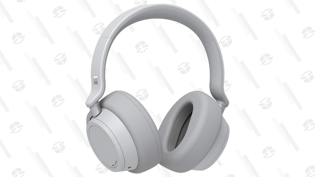 Snag Microsoft's Active Noise-Canceling Surface Headphones for Just $106 at Woot