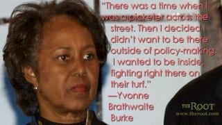 Yvonne Brathwaite BurkeFrederick M. Brown/Getty Images