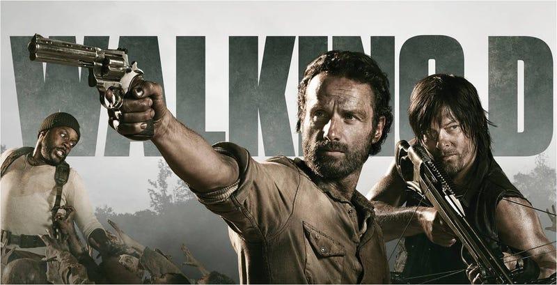 Illustration for article titled El tráiler de la cuarta temporada de The Walking Dead ya está aquí