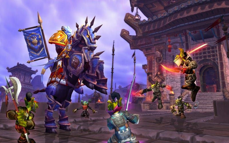 World of Warcraft mod gets shut down, would have made WoW Better