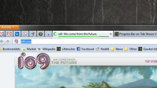 Illustration for article titled Progress Bar on Tab Shows You Web Pages' Progress in Firefox