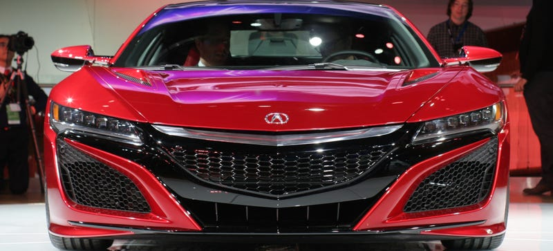 Illustration for article titled Acura Botched Every Single Aspect Of The NSX Launch