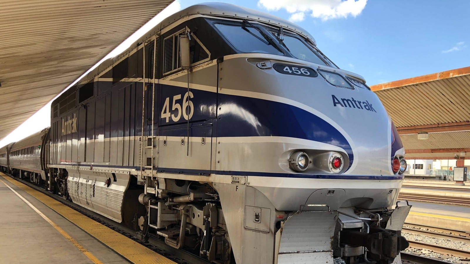 Get 50% Off September Train Travel During Amtrak's Sale