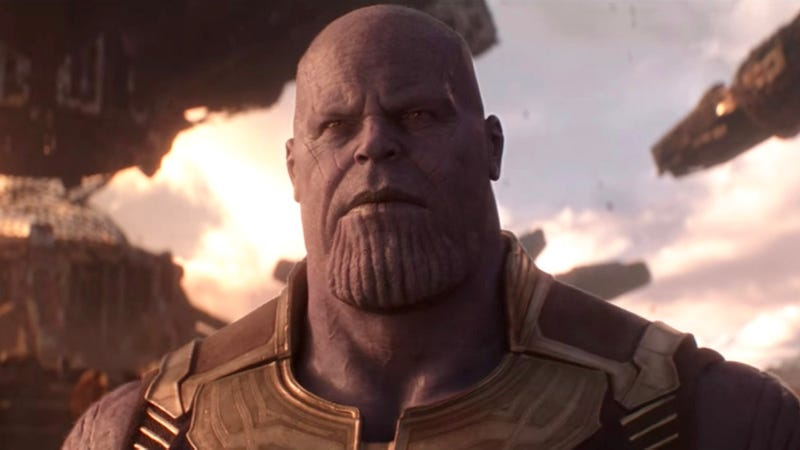 Illustration for article titled New 'Avengers' Fan Theory Suggests Key To Beating Thanos Could Be Nothing Because He Not Real And None Of This Exists