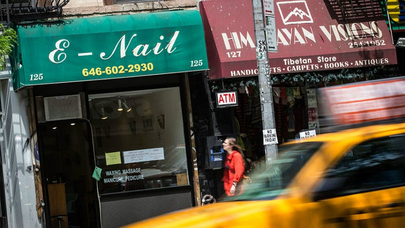 Illustration for article titled New York Nail Salons Ordered to Pay $2 Million in Back Pay and Damages to Employees