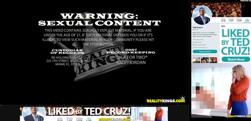 Screenshot: Pornhub.com
