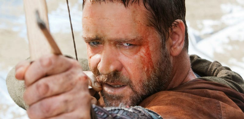 Illustration for article titled Russell Crowe Could Be Joining the World of Universal Monsters