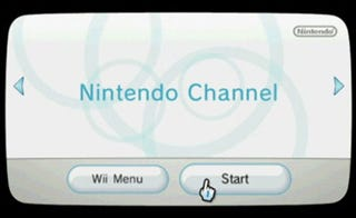 Illustration for article titled Wii Nintendo Channel Hits Europe Tomorrow