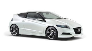 Illustration for article titled 2009 Honda CR-Z Concept: Press Photos