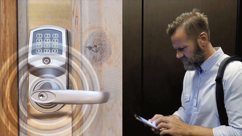 Smart locks rendered dumb by automatic update fail