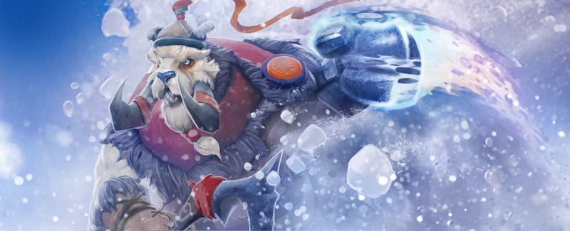 """Illustration for article titled Valve's Biggest Game, DOTA 2, Is Finally """"Out"""" For Everyone"""