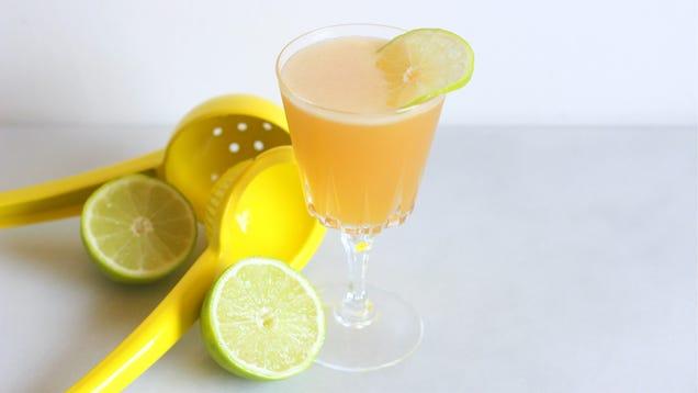 Add Maraschino Liqueur to Your Daiquiri