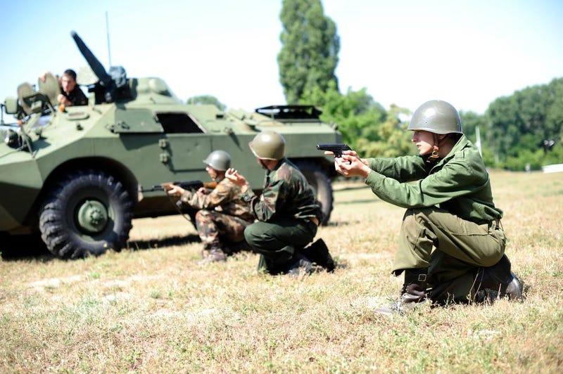 Illustration for article titled Minden rémálmom egyben: ilyen a katonai gyerektábor információs oldala