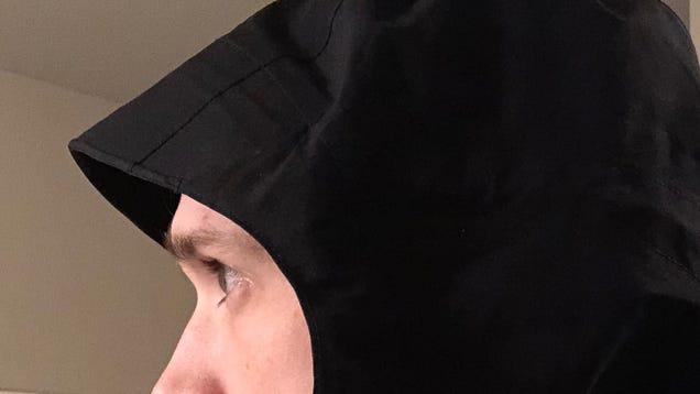All Raincoats Should Have Hood Brims: A Modest Proposal