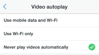 Illustration for article titled Twitter Introduces Autoplay Videos, Here's How to Turn Them Off