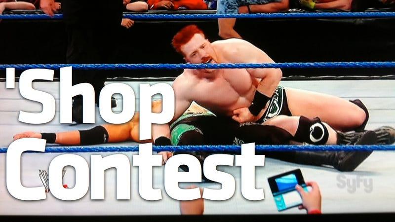 Illustration for article titled SmackDown vs. 3DS