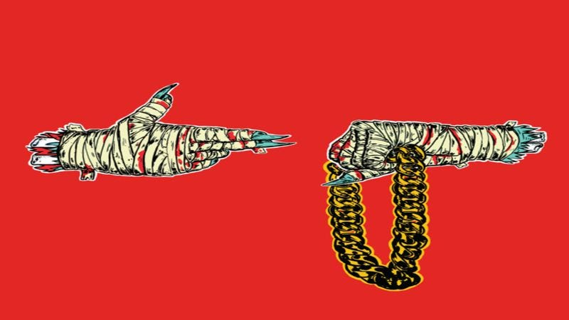 Run The Jewels team up with TV On The Radio, bring the heat to The Late Show