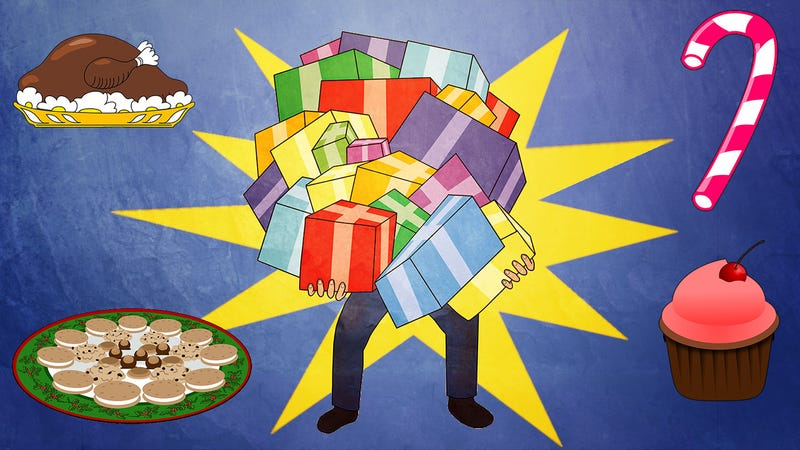 Illustration for article titled Six Ways to Keep Holiday Indulging in Check