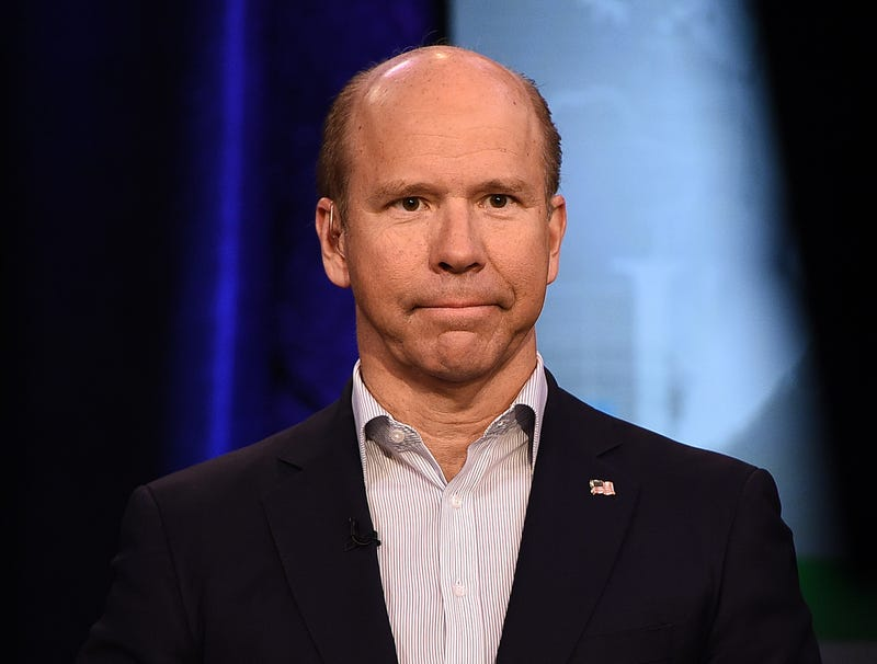 Illustration for article titled John Delaney Befuddled By Question Asking Him To Imagine Himself As President