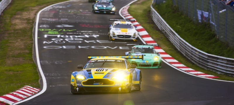 Illustration for article titled Top Race Classes At Nürburgring Will Have 10% Less Horsepower In 2016