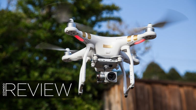 Illustration for article titled DJI Phantom 3 Review: Stunning Video + Easier Controls = Hell Yes