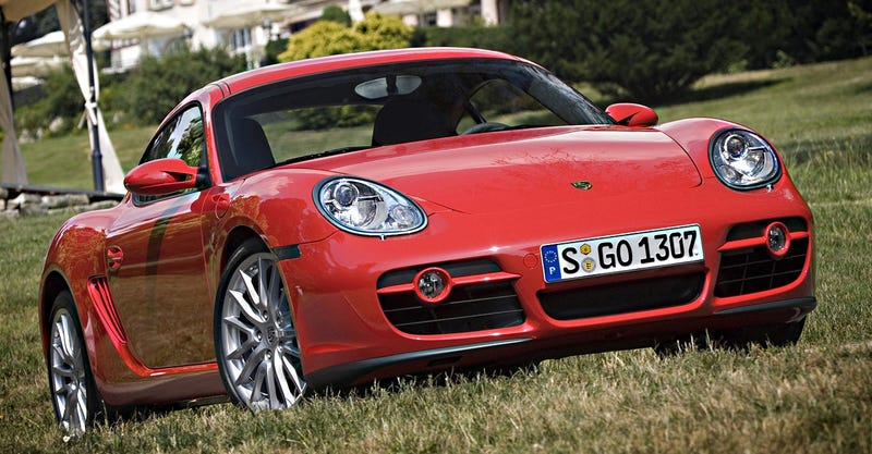 You Can Buy A Flawless Porsche Cayman For The Price Of A Honda Civic